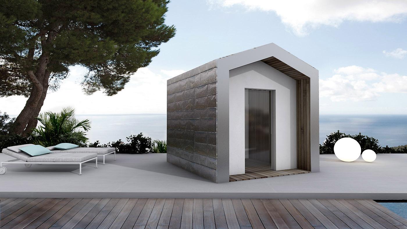 Trasformare Un Garage In Abitazione garden - habito